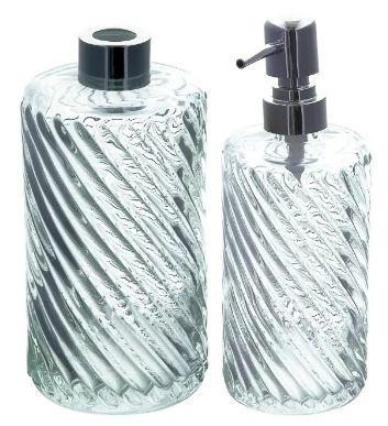 Kit Dispenser e Recipiente de Aroma Espiral VD20145