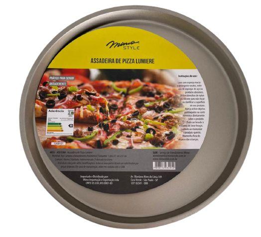 Assadeira de Pizza Limiere ASS1308