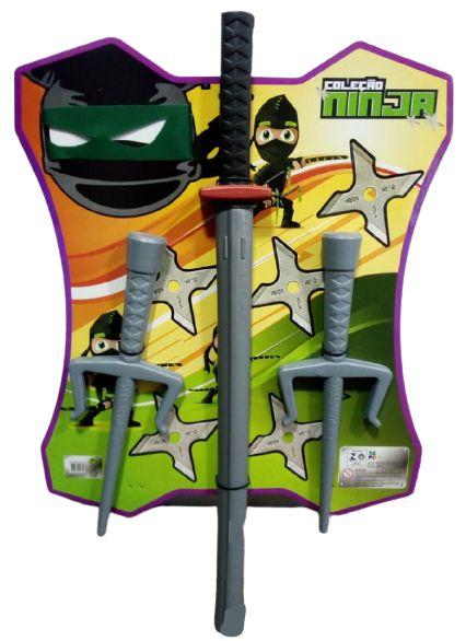 Coleção Ninja