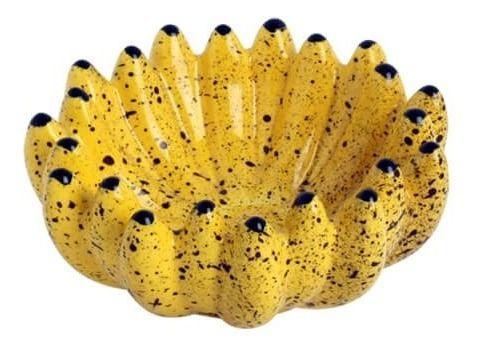 Fruteira Banana M Cerâmica 728