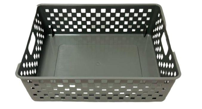 Organizador Quadratta Cores Sortidas 27x21x8 891