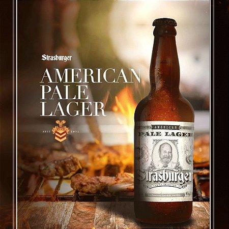 Cerveja artesanal  American Pale Lager APL 500ml