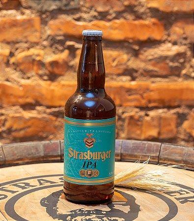 Cerveja artesanal IPA (India Pale Ale) 500ml - Strasburger