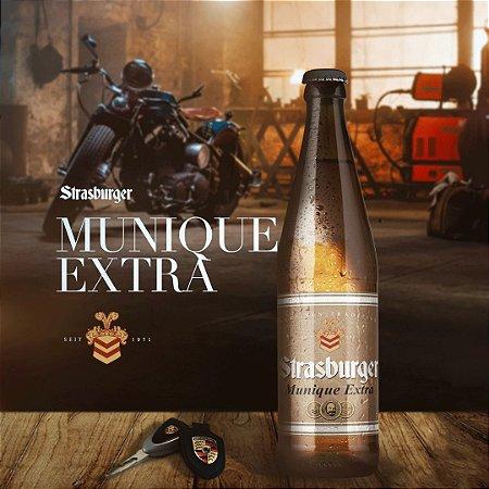 Cerveja artesanal Munique Extra 500ml
