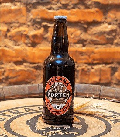 Cerveja artesanal Oceana Porter 500ml - Strasburger