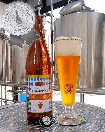 Cerveja artesanal Oktoberfest 500ml