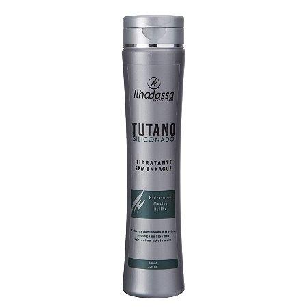 Creme para Pentear Tutano Siliconado Hidratante Sem Enxágue. 300ml - Ilhadassa