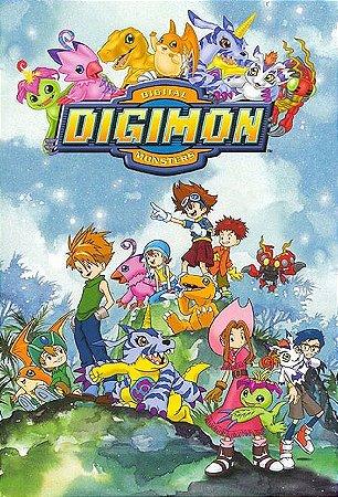 Digimon Dublado