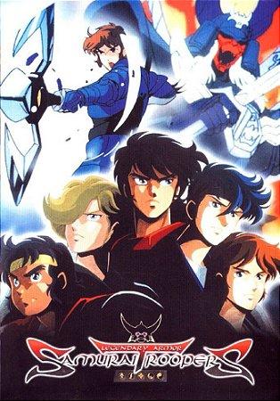 Coleção de Animes Antigos 2