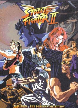 Street Fighter Victory Dublado