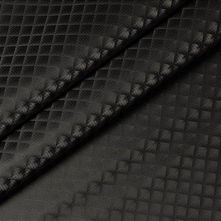 BLINGFLEX 3D 0,8MM COR PRETO FUNDO MALHA  1/2 METRO