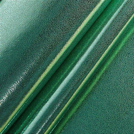 Tecido sintético PU Sienna - Cor Verde