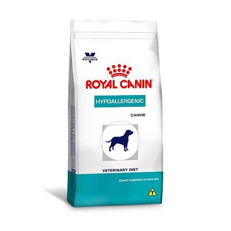 Ração Royal Canin Veterinary Hypoallergenic - Cães Adultos 10,1kg