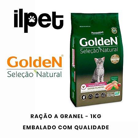 Ração  Granel Golden SN para Gatos Filhotes Sabor Frango e Arroz 1kg