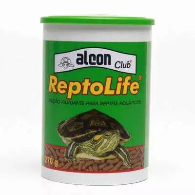 Alimento Alcon Club Reptolife Para Répteis  270g