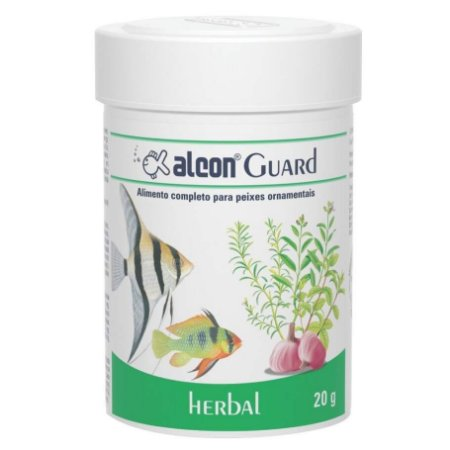Alimento Alcon Guard Herbal 25g