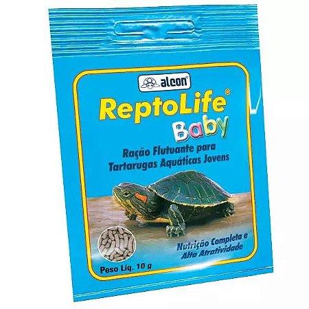 Alimento Alcon Para Répteis Reptolife Baby - 10g