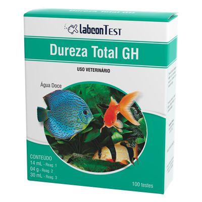 Teste Labcon Dureza Total Gh Alcon 100 Testes