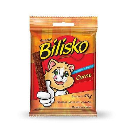Bifinhos Bilisko de Carne P/ Gatos 45g