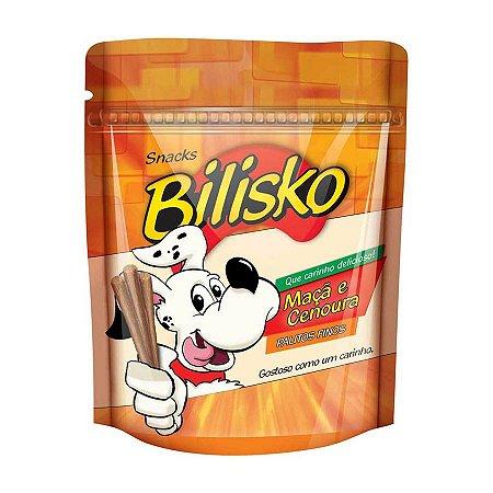 Petisco Bilisko Palito Maçã e Cenoura para Cães 500g