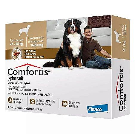 Antipulgas Comfortis Elanco Para Cães 27 A 54kg C/1 Un