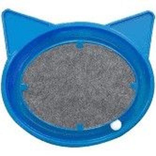 Brinquedo Arranhador Relax Pop Furacão Pet Para Gatos Azul
