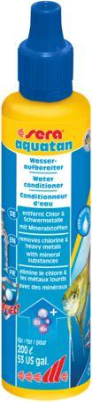 Condicionador De Água Sera Peixes Aquatan 50ml