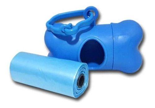 Kit Cata Caca Furacao Pet Azul (C/ 3 Refis)