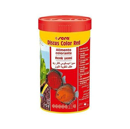 Ração Sera Discus Color Red Color 116g