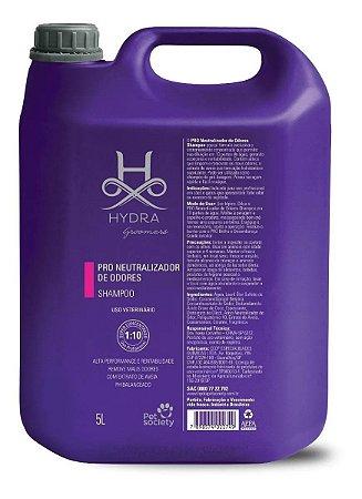 Shampoo Hydra Groomers Pro Neutralizador de Odores 5L