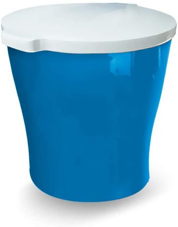 Porta Ração Azul Furacão Pet 15 Kg