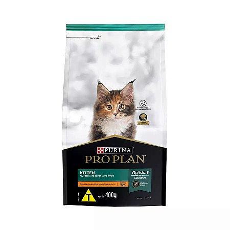 Ração Nestlé Purina ProPlan para Gatos Filhotes Sabor Frango 400g