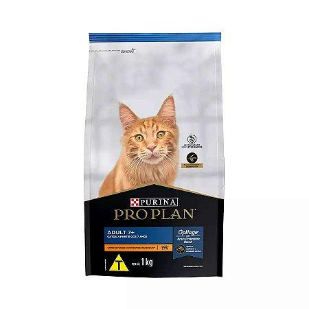 Ração Nestlé Purina ProPlan para Gatos Adultos a Partir de 7 Anos 1kg