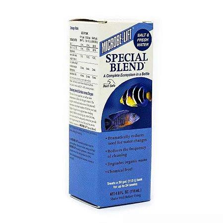 Acelerador Biológico Microbe Lift Special Blend 60ml