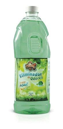 Eliminador de Odores CatDog Citronela 2 Litros