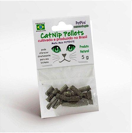 Catnip em Pellets 5g