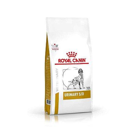 Ração Royal Canin Canine Veterinary Diet Urinary S/O Cães 10.1kg