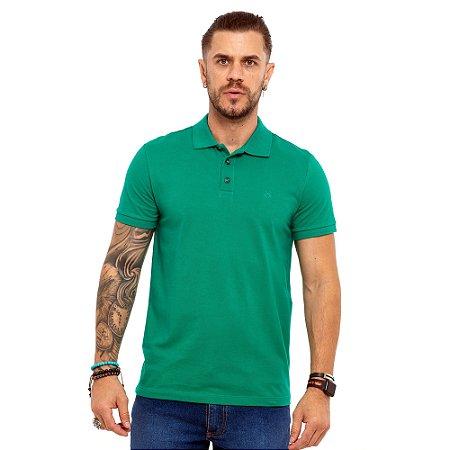 Camisa Polo John John verde