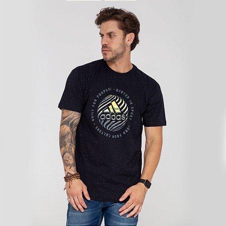 Camiseta Adidas Ball preta