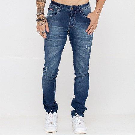 Calça Jeans Tommy Hilfiger Escura