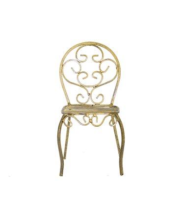 Cadeira mini ferro Paris
