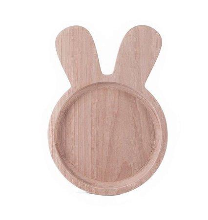 Prato coelho madeira