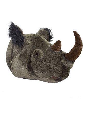 Cabeça rinoceronte Michael  - Wild Soft