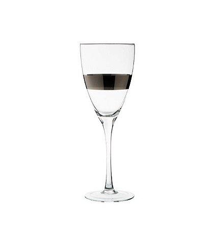 Taça silver vinho