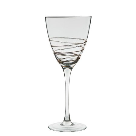 Taça gold vinho ou água