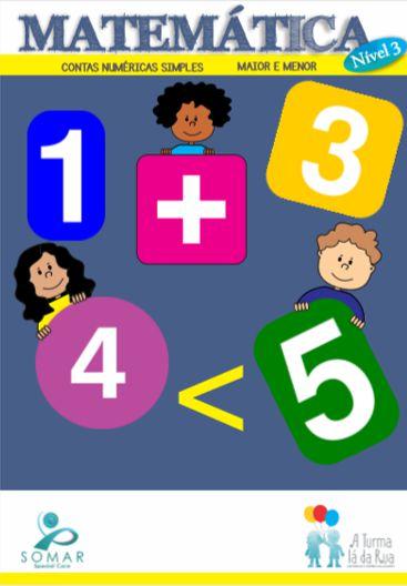Apostila de Matemática Nível 3