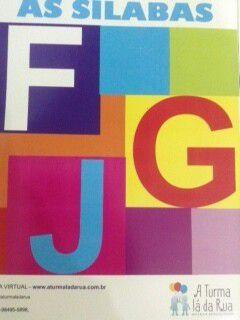 FGJ - Sílabas