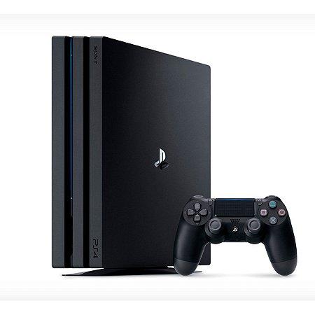 Console Playstation 4 Hits 1TB Bundle 15 com 03 jogos