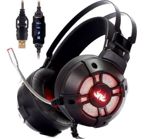 Headset Gamer 7 .1 Vibration Extreme kp 446 - Knup