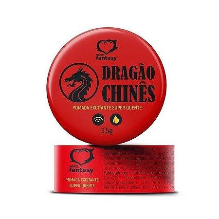 Pomada Dragon Fire luby 4g
